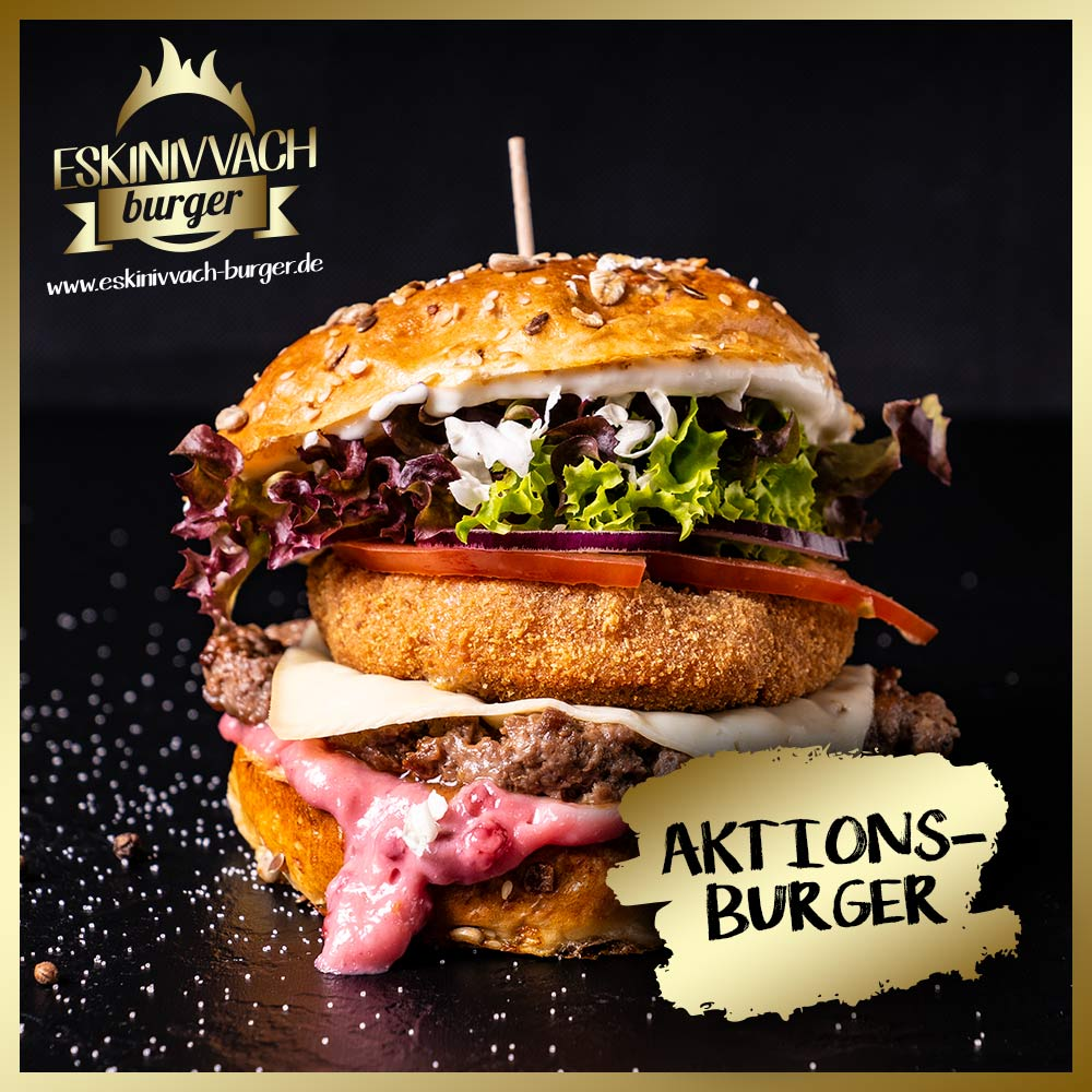 aktion berts burger